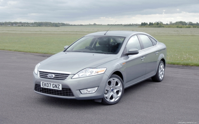 Ford Mondeo с 2007