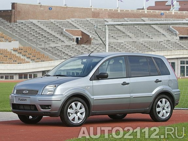 Ford Fusion с 2002