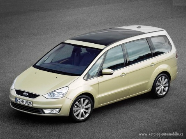 Ford Galaxy II c 2006