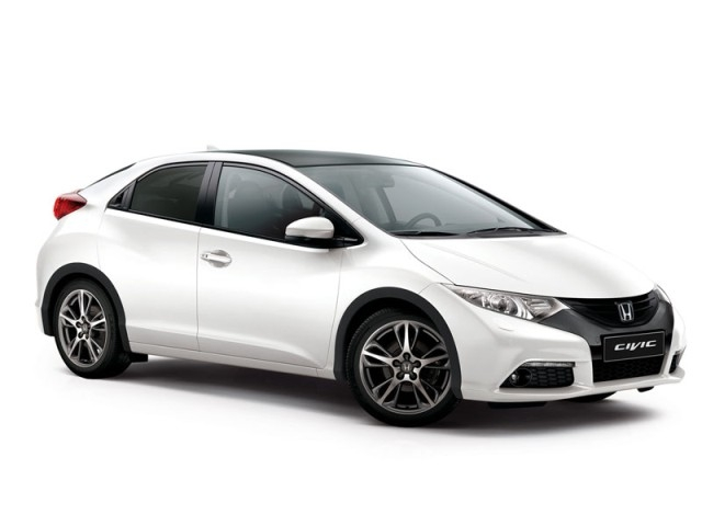 Honda Civic хэтчбек с 2012